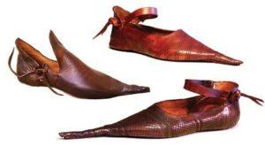 Нелепая мужская обувь в истории: пулены