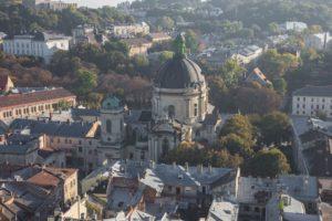 Вид Львова
