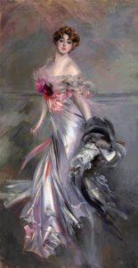 Рисунок Джованни Больдини