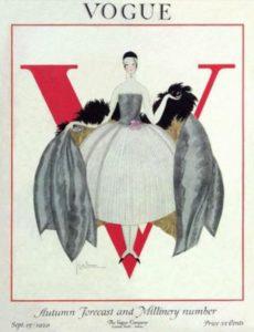 Рисунок Жоржа Лепапа