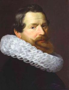 мужская мода в истории: воротник раф