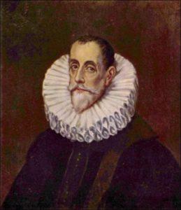 мужская мода в истории: воротник фреза