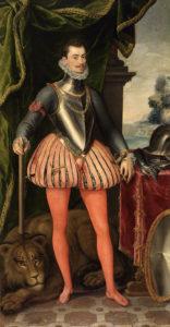 мужская мода в истории: плундры