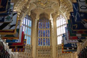 Вестминстерское аббатство. Витражи