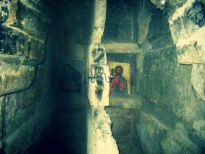Вифлеем. Пещера отшельника