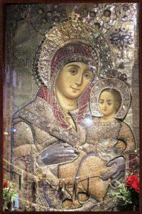 Улыбающаяся Дева Мария, Вифлеем