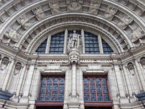Музей Виктории и Альберта. Вход