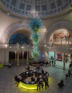 Музей Виктории и Альберта. Холл