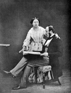 Виктория и Альберт