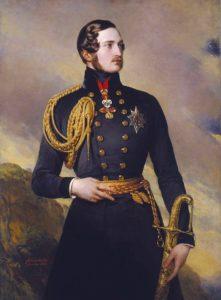 Портрет принца Альберта