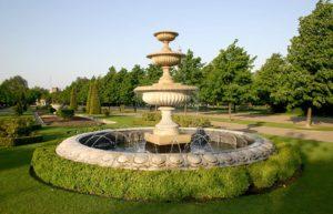 Гайд-парк, фонтан