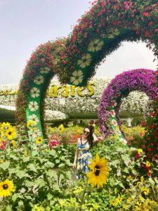 Miracle Garden в Дубае