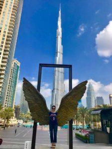 Взлетаем в Дубае
