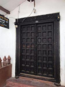 Двери в Стоун Тауне, Танзания